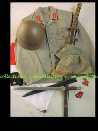 Japanese WW2 helmet