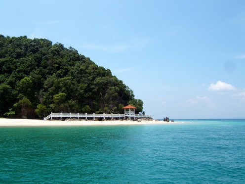 Pulau Kapas /  Photo Credit  http://www.flickr.com/photos/timparkinson/234440787/