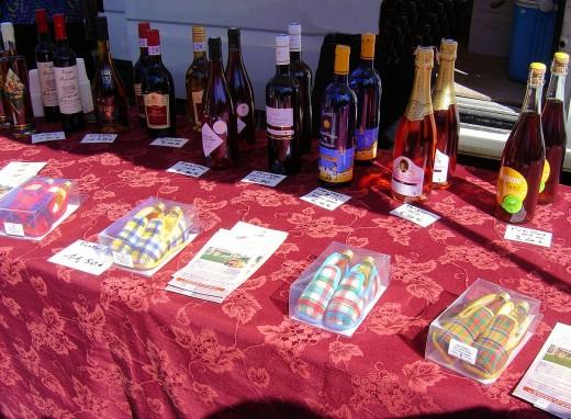 Wines from Les Caves de Saint Sornin
