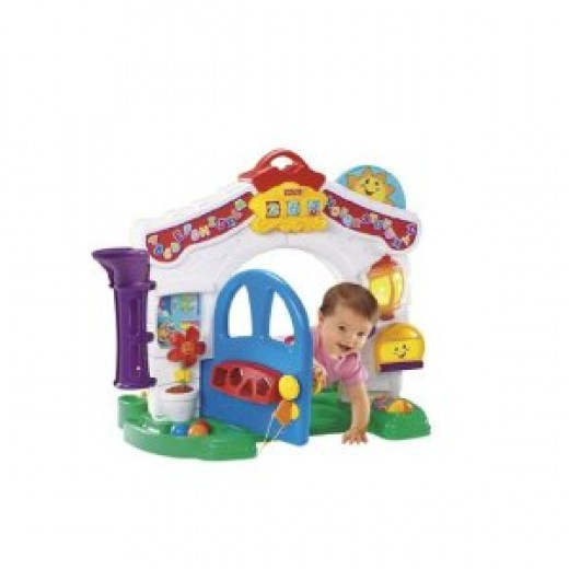 Fisher Price Laugh & Learn Learning Home
