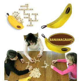 The Fun Bananagrams Word Game