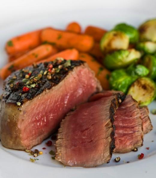 Delicious Steak in Vegas