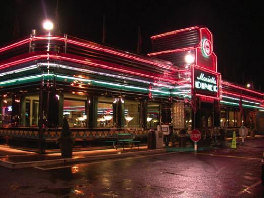 Unique Good Eats In Atlanta Georgia Area-Marietta Diner