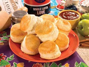 Biscuits at The Flying Biscuit Cafe Atlanta Georgia