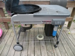 The Weber Propane-Fired Charcoal Grill: A Review