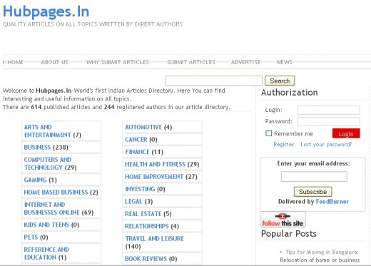 HubPages.in