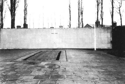 Arbour Hill Memorial Park where Joseph Plunkett is buried
