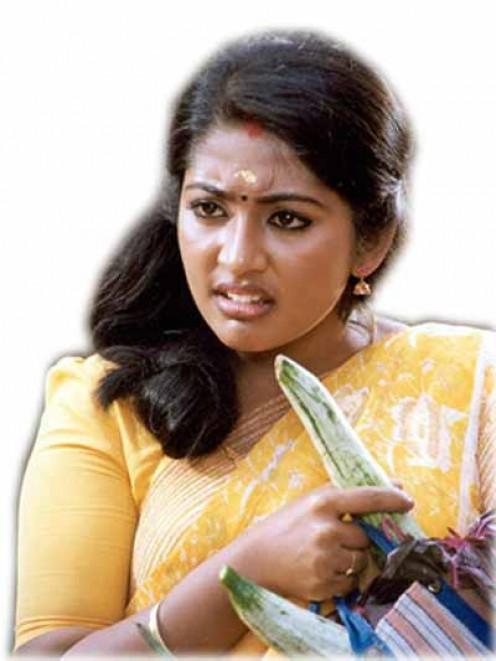 images of Mallu Actress Navya Nair Hot Sexy Blouse Saree Pics Image 14