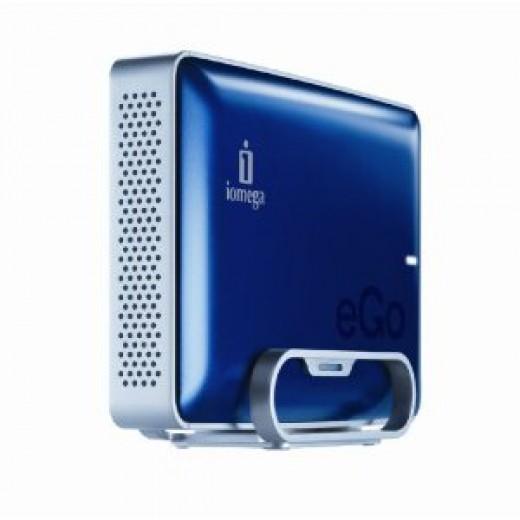 Iomega Desktop External Hard Drive