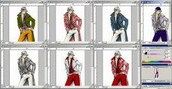 CAD/CAM for Fashion and Clothing Designing