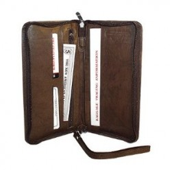 Buy a Leather Travel Wallet at a Great Price