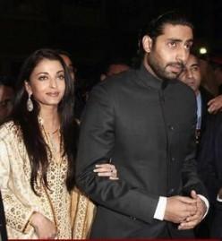 Aishwarya Rai responses to Abhishek's critic
