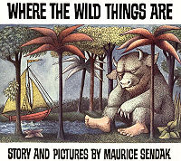 Where The Wild Things Are, by Maurice Sendak  from wikipedia.com