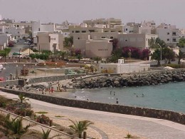 The capital of Fuerteventura since 1860