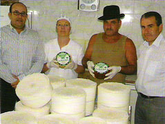 Majoreto Prized Goat Cheese