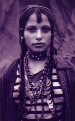 Romany Gypsy Girls