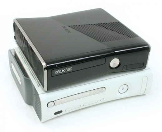 We have regular Xbox 360 (bottom) skins in our store also.