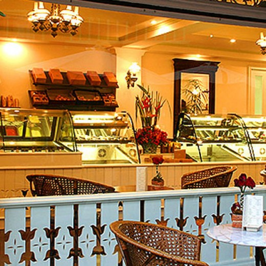 Mandarin Oriental Tea Shop