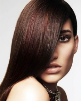 Silky gorgeous hair with the Brazilian Keratin Hair Treatment