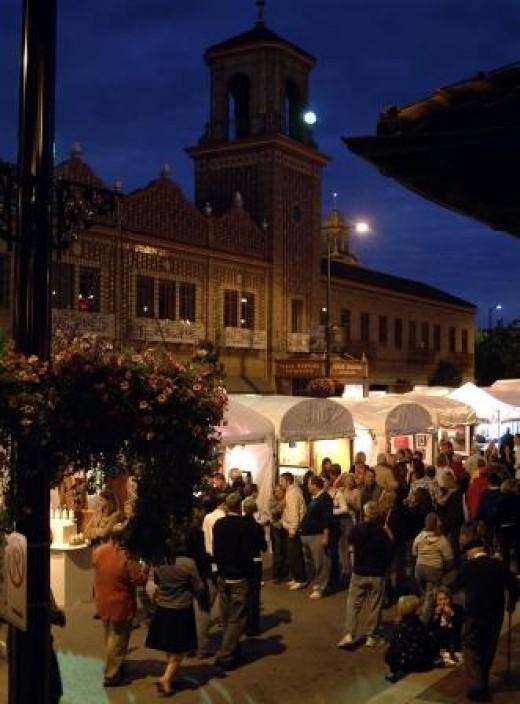 The Annual Art Fair