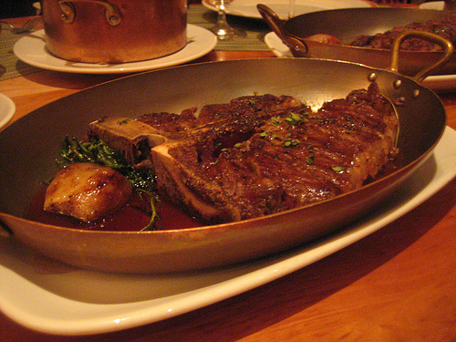 Nice Juicy Porterhouse