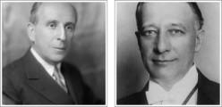 John J. Raskob and Alfred E. Smith respectively.