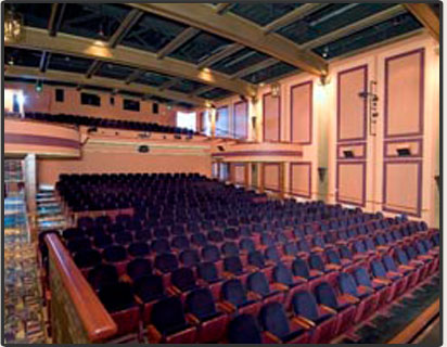 Tower Theater Interior after 2004 renovation