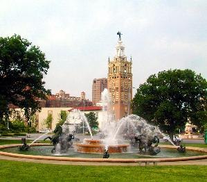 The J.C. Nichols Fountain