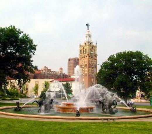 The J.C. Nichols Fountain