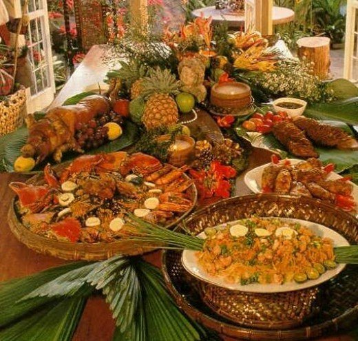 Filipino Fiesta Dishes by sabaw1 - photobucket.com