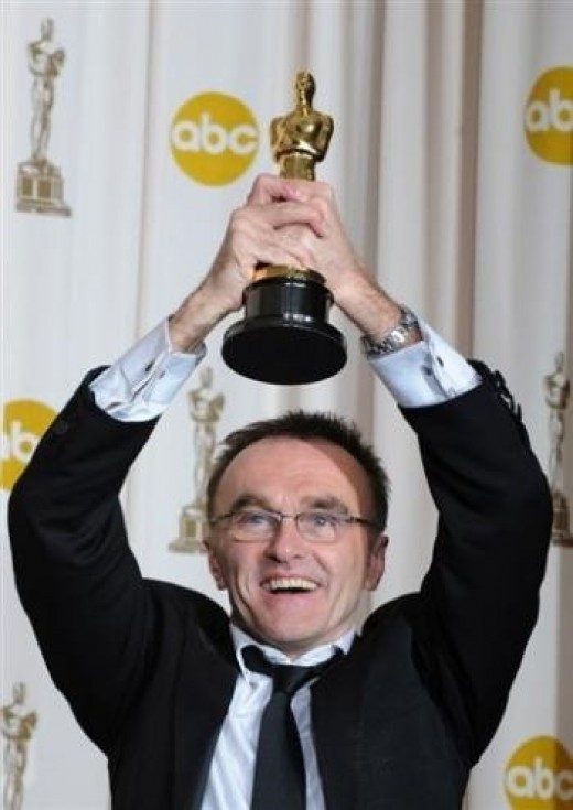 Director Danny Boyle at the Oscars (Photo courtesy of http://www.peliculas.info/)