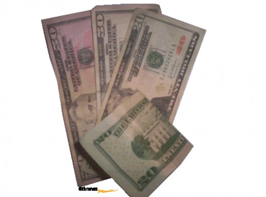 Making money is easy, finding out how is hard!