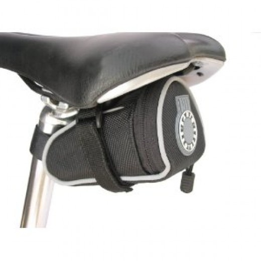 A great mountain bike accessory, every mountain bike needs a great seat bag.
