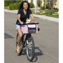 Snoozer Bike Buddy Bike Dog Carrier