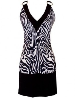 buy a cute animal print dress online