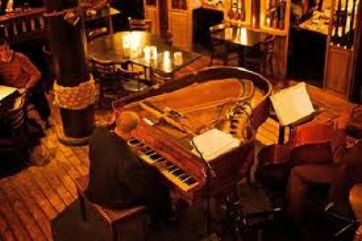Entertainment Area -Photo Courtesy of Nilzer