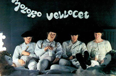 The Lads of Clockwork Orange