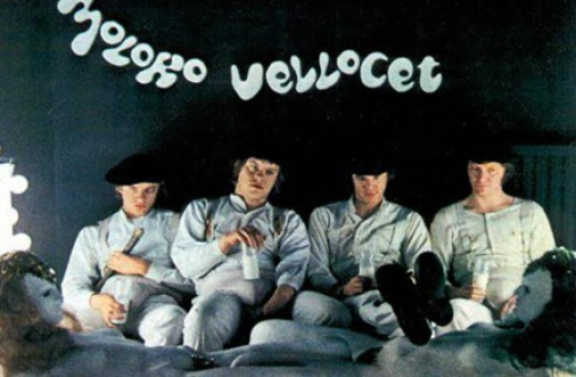 The Lads of Clockwork Orange