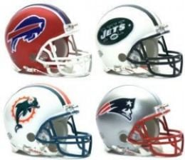 The AFC East