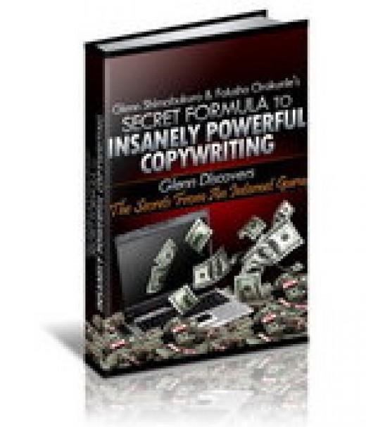 Secret Formula to   Insanely Powerful   Copywriting
