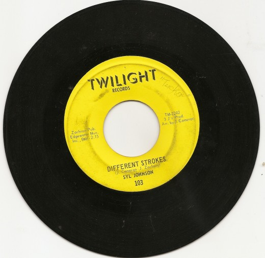 Come On Sock It To Me was his first hit for Twilight Records, followed by Different Strokes, and Is It Because I'm Black? This blues and soul singer sang with blues artists Howlin' Wolf, Billy Boy Arnold and Junior Wells