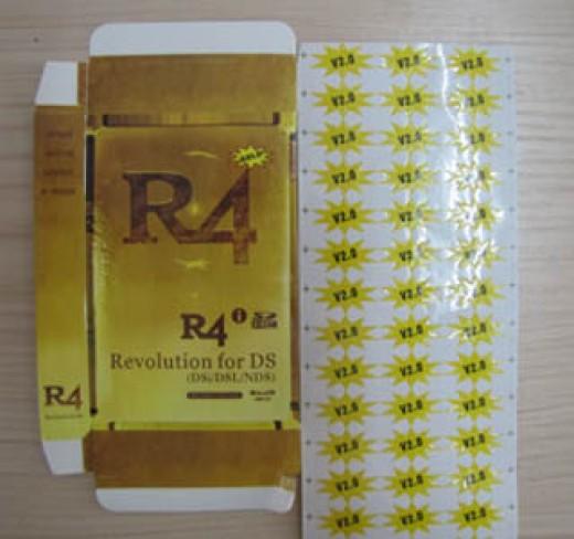 r4i gold v2.0 package