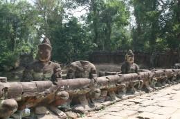 Giants and Naga