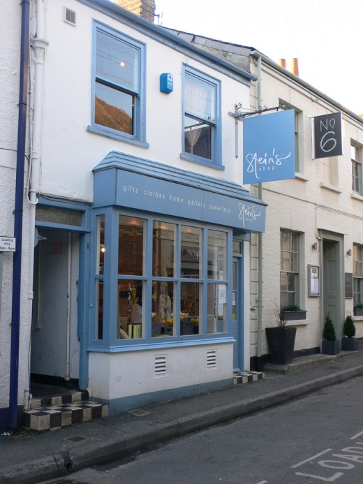 Rick Stein Shops in Padstow: Gift Shop