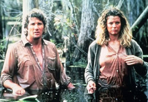 Richard Gere and Kim Basinger in No Mercy