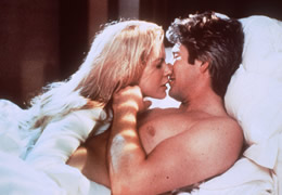 Richard Gere And Kim Basinger In Final Analysis