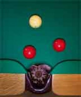 Snooker Table Pocket