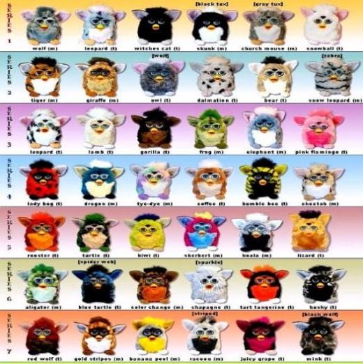 Furby - Furbies