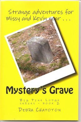 MYSTERY'S GRAVE - more surprises in the woods, the stables, the caves and the cemetery - Missy and Kevin face new adventures.