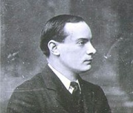 Patrick Pearse executed after the Easter Rising 1916 in Ireland